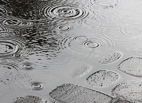 filtraciones de agua de lluvia en casa