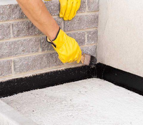 Solución casera para quitar humedad de la pared